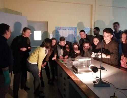 Una giornata all'insegna della scoperta: l'assalto della scienza.
